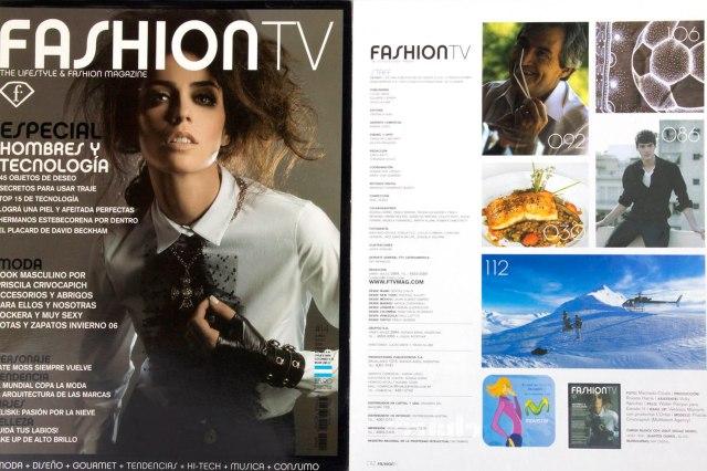Revista FTV tapa 2