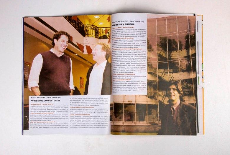 Revista Key nota arquitectos 2