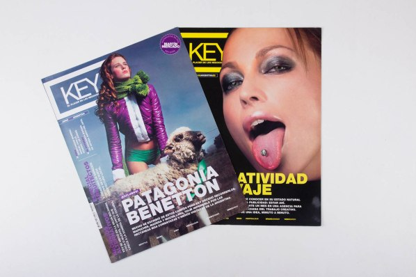 Revista Key tapas