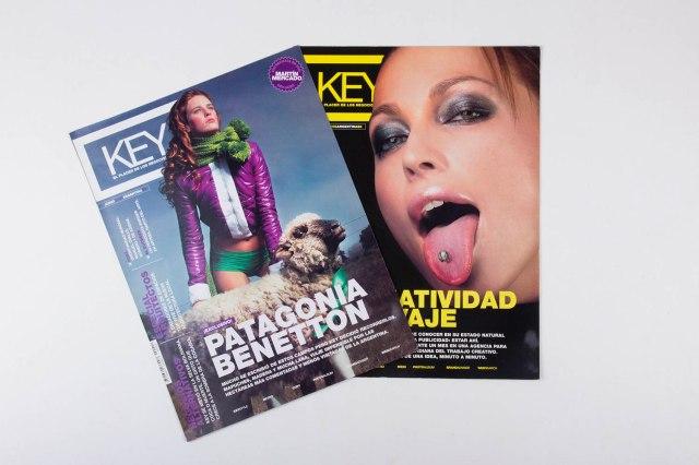 Revista Key tapas